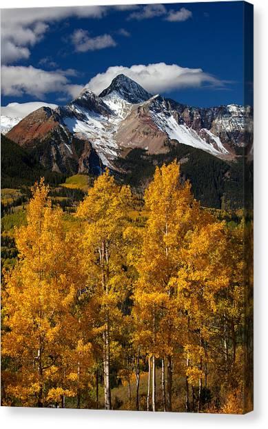 Mountainous Wonders Canvas Print