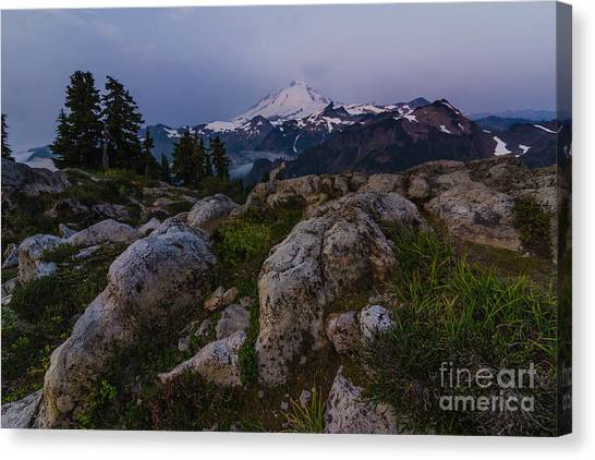 Baker Dawn Canvas Print by Gene Garnace