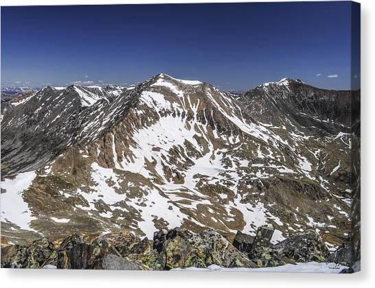 Mt. Democrat Canvas Print