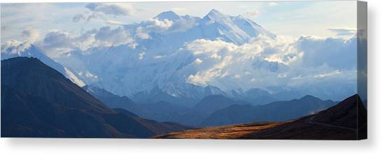 Mt. Denali Canvas Print