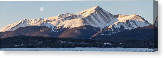 Mt. Elbert Canvas Print
