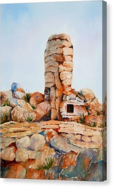 Mt Lemmon Tucson Az Canvas Print