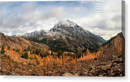 Mt. Stuart Canvas Print