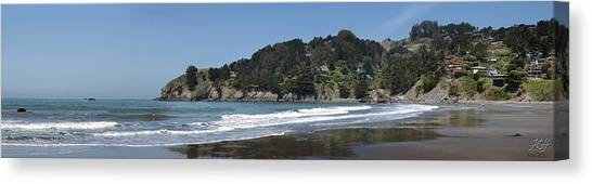Muir Beach Canvas Print