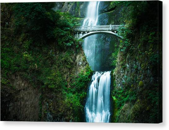 Multnomah Abbreviated Canvas Print