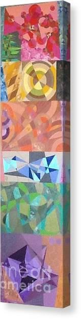 Music  Lgbt Variations Canvas Print