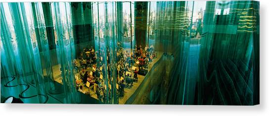 Concert Images Canvas Print - Musicians At A Concert Hall, Casa Da by Panoramic Images