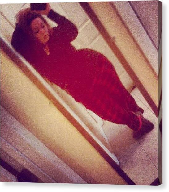 Hips Canvas Print - My #beautiful #body C: #hips by Briana Ramirez