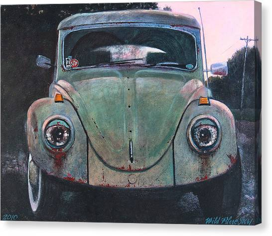 My Bug Canvas Print