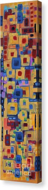 My Jazz N Blues 1 Canvas Print