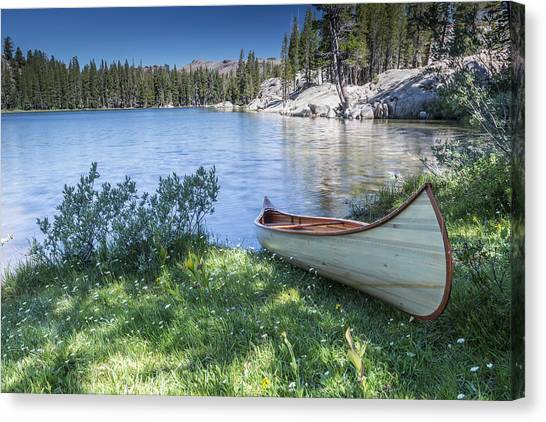 My Journey Canvas Print
