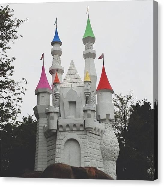 Prince Canvas Print - My Own Castle by Mackenzie Martin