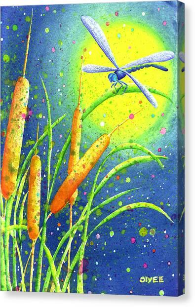 My Sanctuary Canvas Print