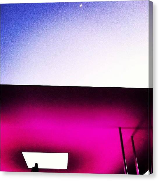 Gumbo Canvas Print - My Sun & Moon. #jamesturrell #skyspace by Jake Sorbello