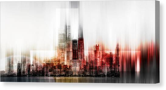 My Vision Canvas Print by Carmine Chiriac??