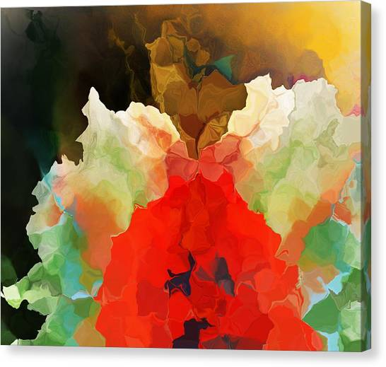 Canvas Print - Mystic Bloom by David Lane