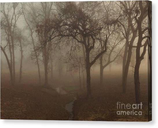 Mystic Forest 004 Canvas Print