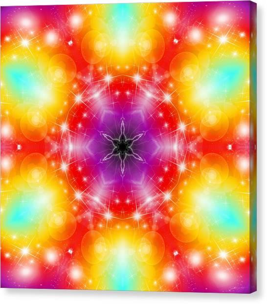 Mystic Karma Canvas Print