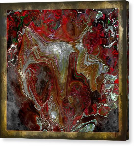 Nadirs Radirs Canvas Print