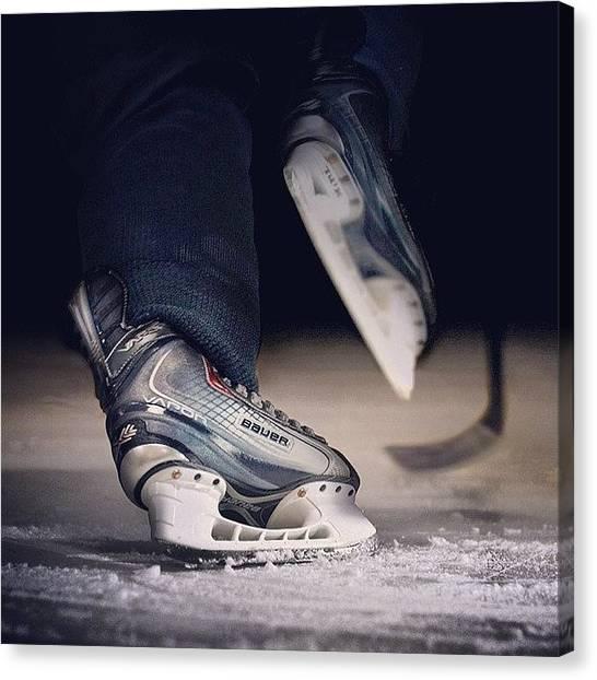 Hockey Players Canvas Print - Najlepší šport Na Svete / The Best by Matus Kollarcik