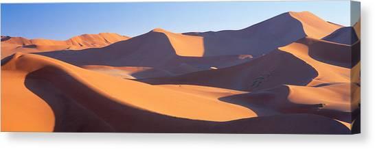 Namib Desert Canvas Print - Namib Desert, Nambia, Africa by Panoramic Images