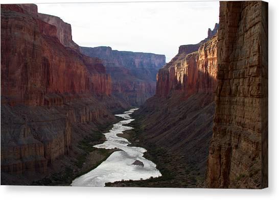 Nankoweap Grand Canyon Color Canvas Print