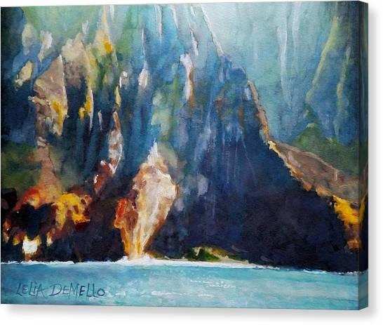 Napali No. 4 Canvas Print