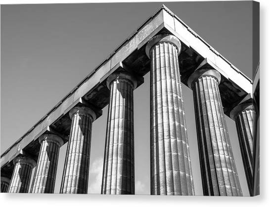 National Monument Canvas Print