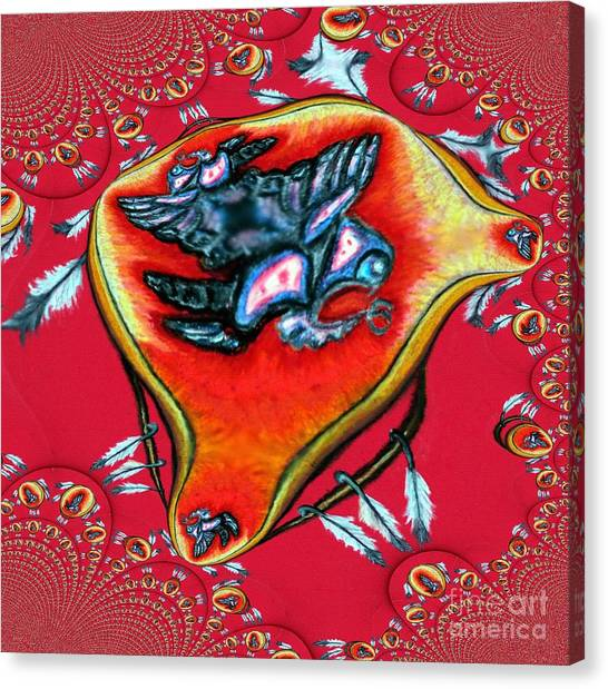 Owl Symbolism Canvas Prints Fine Art America