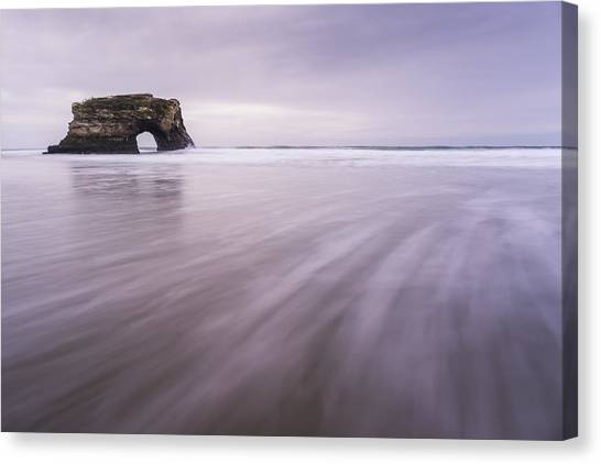 Natural Bridges Canvas Print