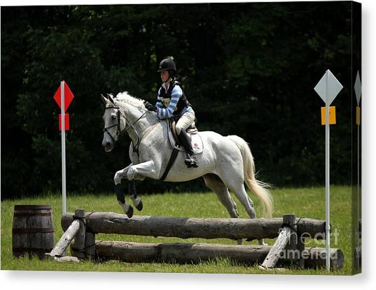 Natural Eventers Canvas Print
