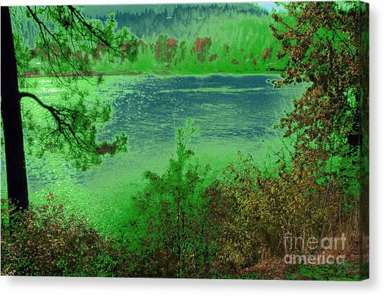 Natural Pride Canvas Print