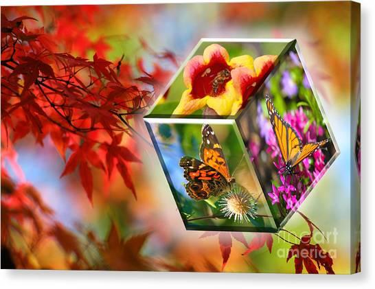 Natural Vibrance Canvas Print