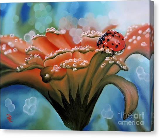 Natures Blessings Canvas Print
