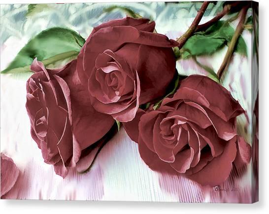 Natures Purfume Canvas Print