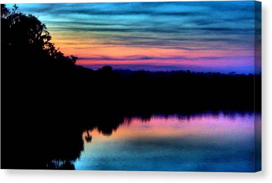 Nature's Rainbow Canvas Print