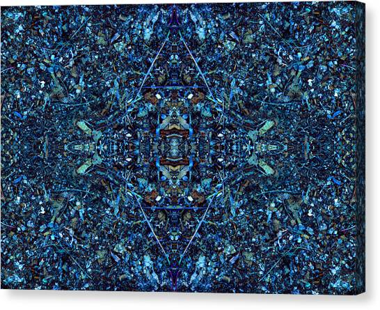 Magic Of Intricacy Canvas Print