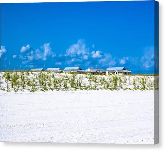 Navarre Beach Florida Canvas Print