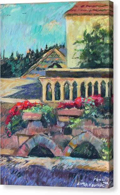Nazareth Rooftops Canvas Print