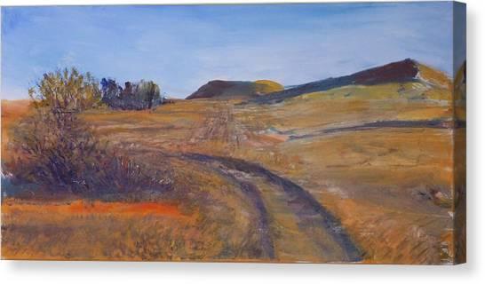 Near Lark Canvas Print