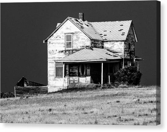 Canvas Print - Nearly Gone by Don Durfee
