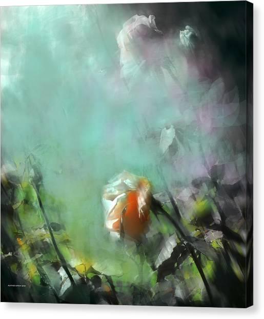 Neblina De Primavera Canvas Print