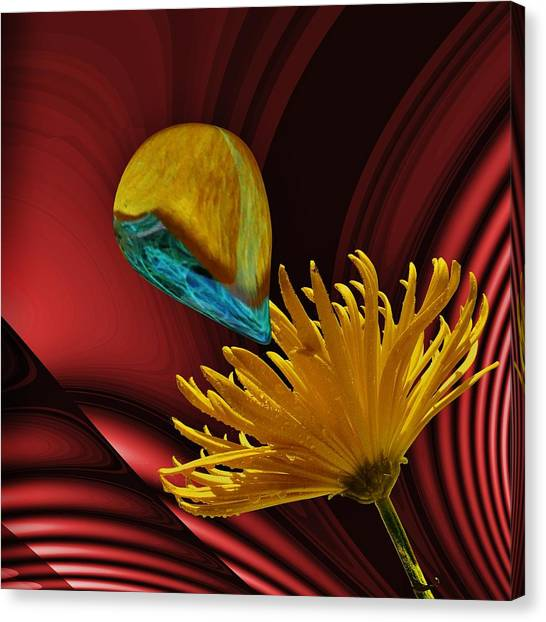 Nectar Of The Gods Canvas Print