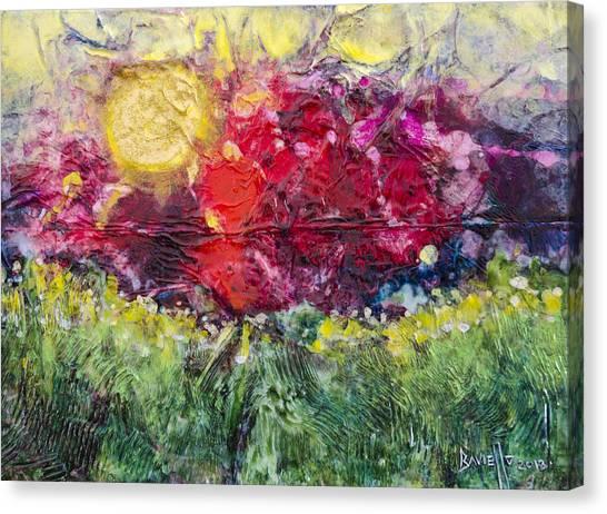 Nectarous Canvas Print