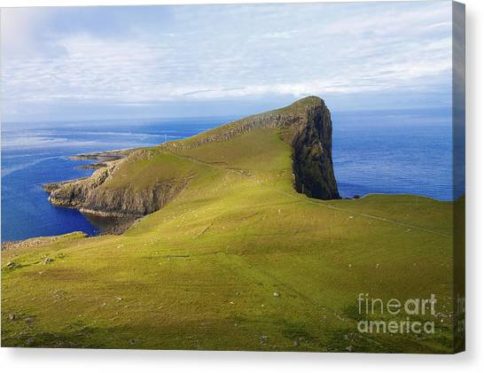 Neist Point  Canvas Print