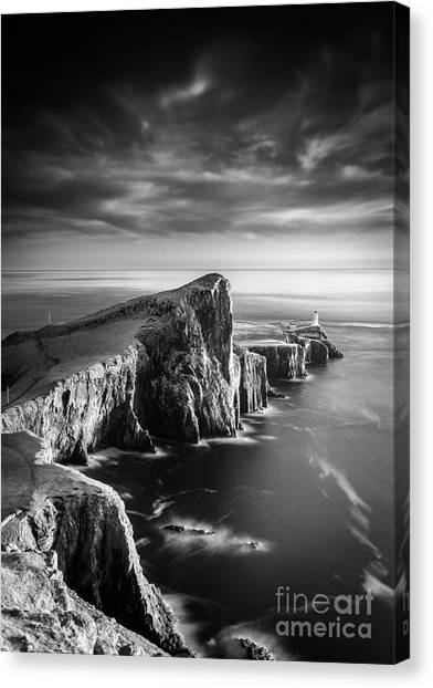 Nest Point Canvas Print