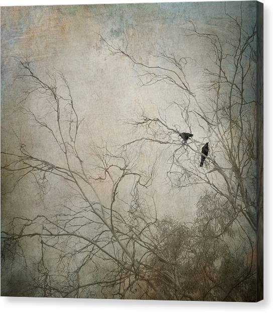 Nevermore... Canvas Print