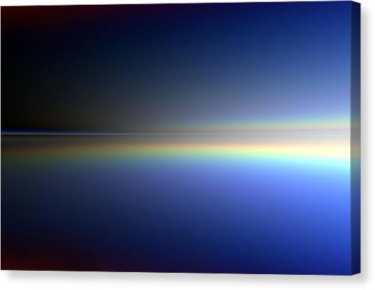 New Day Coming Canvas Print