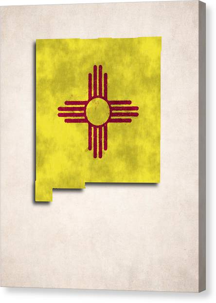 Symbols Of Mexico Canvas Prints Fine Art America