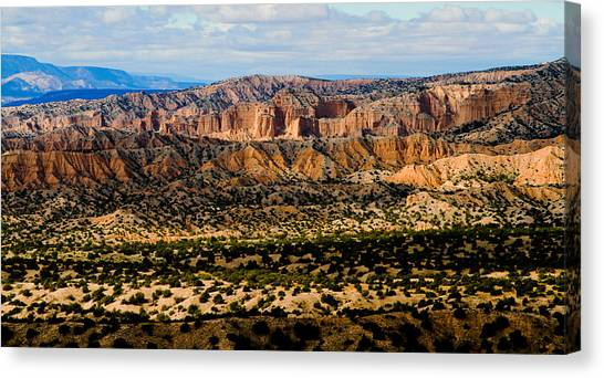 New Mexico View Canvas Print
